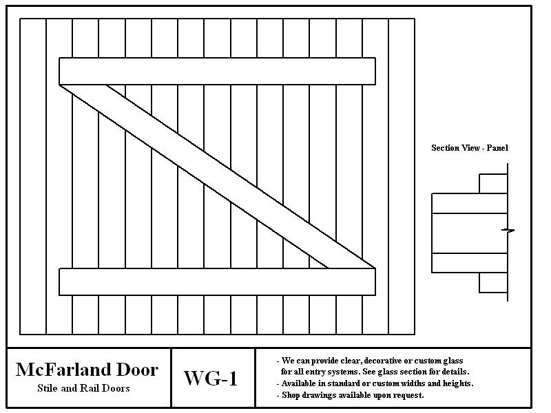 Click on a Door for More Details  sc 1 st  McFarland Door & Winery Doors u0026 Gates