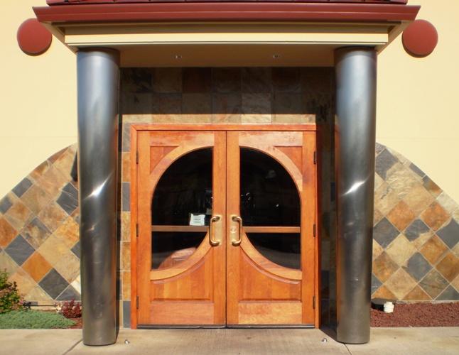 french commercial door & McFarland Door Commercial Doors